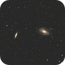 The M81 and M82 region revisited,                                Vincent Groenewold