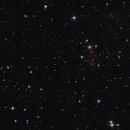 Abell 370 Galaxy Cluster – 5 billion light years (Full Frame),                                KuriousGeorge