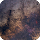 Widefield from Pipe, Lobster and Cat Paw Nebula,                                Florian_Pieper