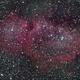 Soul Nebula/IC1848,                                Antonio Soffici