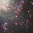 Messier 33 HII regions,                                Giuseppe Donatiello