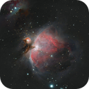 A M42 WF color image, CPH, Denmark,                                Niels V. Christensen