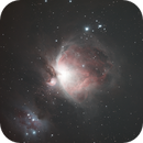 Orion Nebula - First Light with new QHY268c, Celestron Motor Focus, N.I.N.A., multistar guiding with PHD2,                                Alan Brunelle