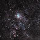 NGC 2070 Tarentule - ASTRAC,                                Galanionn