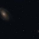 M81 / M82 - Bode's Galaxy and Cigar Galaxy,                                Bob Stewart
