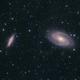 M81 und M82,                                Patrick Vogel Fot...