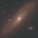 Andromeda Galaxy,                                raulgh