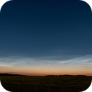 NLC near Jena/Germany I,                                Jenafan