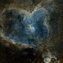 IC 1805 Heart Nebula,                                Miguel Sanchez