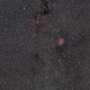 Rosette Nebula Widefield,                                Mario Gromke