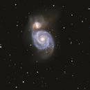 Messier 51,                                Luebke82