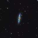 """I finally stopped smoking - Messier 82"",                                carl0s"