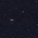 NGC 7331 und Stephans Quintet,                                Jürgen Kemmerer