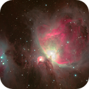 The Great Nebula in Orion,                                Jay Kilby