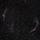 Veil nebula,                                UN73