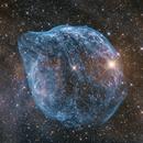 Sh 2-308 Dophin In Space,                                astro_m