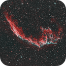 NGC 6992 -  Veil Nebula,                                Sean van Drogen