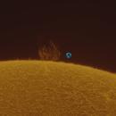 Solar prominence 12/02/2021,                                Robert Schumann