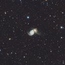 M51 wide field,                                Steed Yu