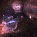 NGC7635 SH2-157 SHO,                                TimothyTim