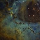 Skipping Across the Rosette Nebula,                                Adam Jaffe