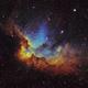 Wizard Nebula - NGC 7380,                                ebomber