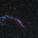NGC 6992/95 Eastern Veil Nebula,                                Jacob Bers