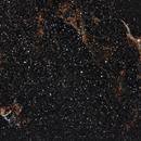 NGC6995-NGC6992-NGC6960 - LES DENTELLES DU CYGNE,                                ZlochTeamAstro