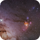 Rho Ophiuchi and Jupiter,                                Anthony Quintile