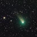 Comet C/2015 v2 Johnson on April 3, 2017,                                Kees Scherer