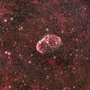 NGC6888 - The Crescent Nebula,                                Kasra Karimi