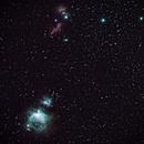 2021 Jan 02 - Orion Nebula,                                Joshua Taglia