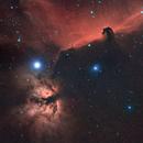 ngc 2023 - B33 - NGC 2024,                                Marco Veronelli