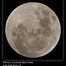 Total Lunar Eclipse - ANIMATED GIF - 28.09.2015,                                Łukasz Sujka