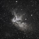 Wizard nebula,                                alesterre