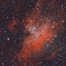 M16 - Nebulosa del Aguila,                                Luis Martinez