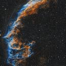 NGGC6992 - Eastern Veil Nebula - 2018,                                Mikko Viljamaa
