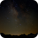 The Galactic Bulge through light pollution,                                Manuel