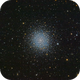 M92 NGC 6341 Globular Cluster,                                Jerry Macon