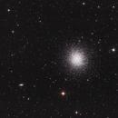 Messier M13,                                Michael