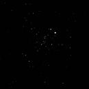 NGC 457,                                Uvgy