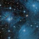 M45 Pleiades,                                Ulli_K
