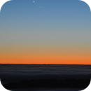 Conjunction Venus -Mercury,                                C.A.L. - Astroburgos
