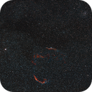 Cygnus veils wide field / Canon 100Da + Samyang 135mm / Star adventurer / SIRIL 0.9.12,                                patrick cartou