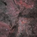 Eta Carina Nebula,                                tornado33