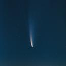 Comet Neowise c/2020 f3,                                ALEXANDROS CHALOOUPKA