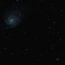 Pinwheel Galaxy,                                Daniel Beetsma