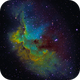 The Wizard Nebula,                                Comatater