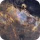 Eagle Nebula in SHO,                                Temu Nana