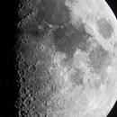 First Quarter Moon,                                Phototeacher